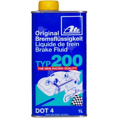 ATE Bromsvätska Typ 200 DOT 4 1L
