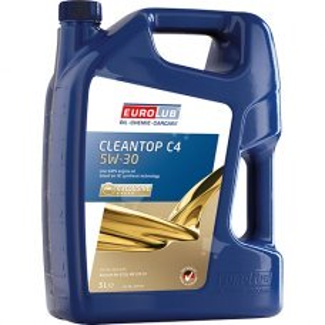 EUROLUB Cleantop 5W-30 C4 5L