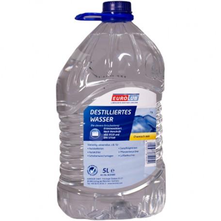 Eurolub Destillerat Vatten 5L
