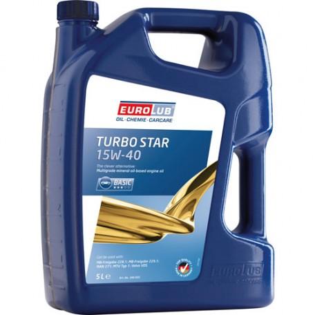 EUROLUB Turbo Star 15W-40 5L