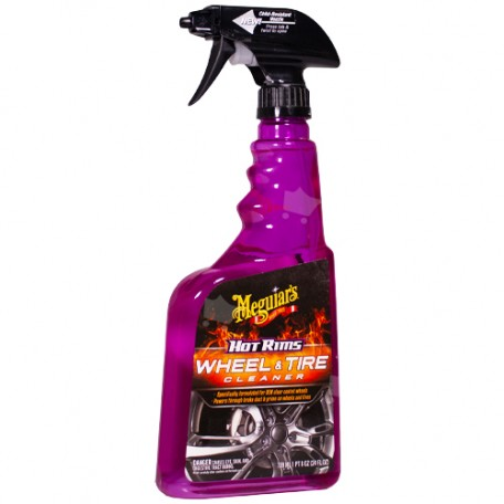 Meguiar's Hot Rims All Wheel and Tire Cleaner 709ml