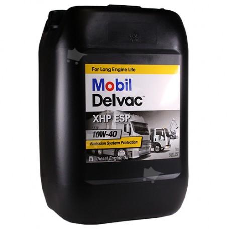 Mobil Delvac XHP ESP 10W-40 20L