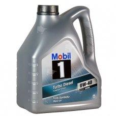 Mobil 1 Turbo Diesel 0W-40 4L