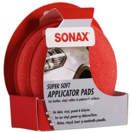 SONAX Applikatorpads 2-Pack