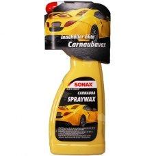 SONAX Carnauba Spraywax 500ml