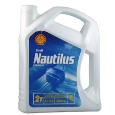 Shell Nautilus 2T TC-W3 4L
