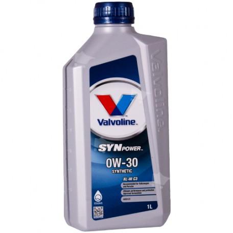 Valvoline SynPower XL-III C3 0W-30 1L