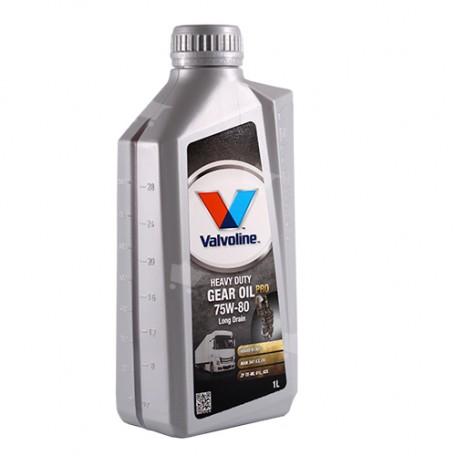 Valvoline Heavy Duty Gear Oil PRO 75W-80 LD 1L