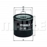 Oljefilter Mahle Original OC 90 OF