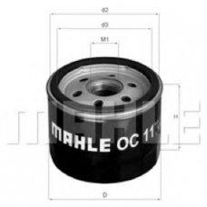 Oljefilter Mahle Original OC 11