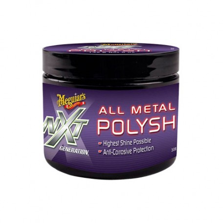 Meguiar's NXT Generation All Metal Polysh 142g