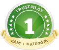 "Oljemagasinet.se is 1 of 15 companies in ""Biltillbehör"" at Trustpilot"